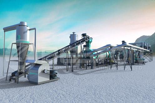 Biochar Production Plant
