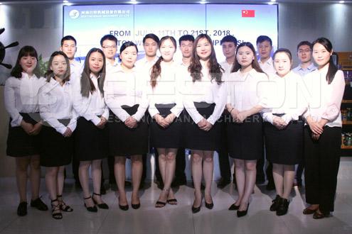 Professional Team in Beston Group