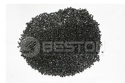 Negro de fumo de pneus, plástico ou borracha