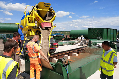 Pyrolysis Machine for Sale Assembled in England