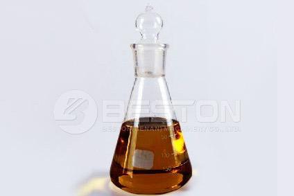 Pyrolyse-olie