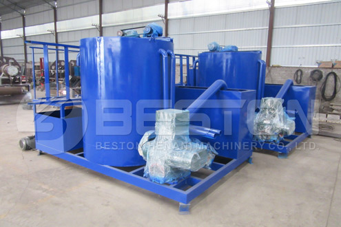 Integrated Pulping System for Sale