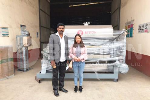 Машина для производства яиц из мякоти Индия