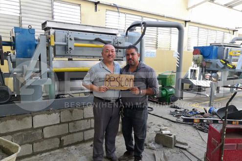 Pulp Molding Machines in Dominica