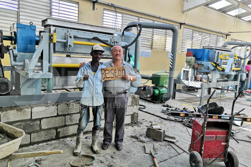 Pulp Moulding Machines in Dominica