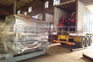 Paper Egg Tray Machine Was Shipped to Indonesia