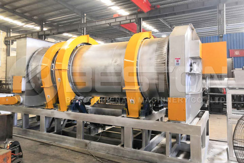 High Demand for Wood Charcoal Machine on The Market