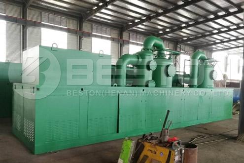 Dedusting System