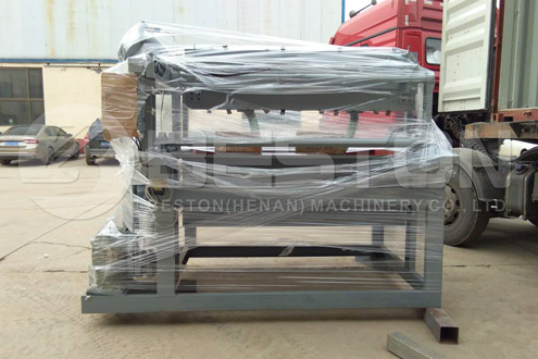 Egg Tray Manufacturing Machine Was Shipped to the Sudan