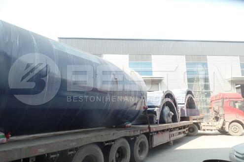 Shipment of BLJ-10