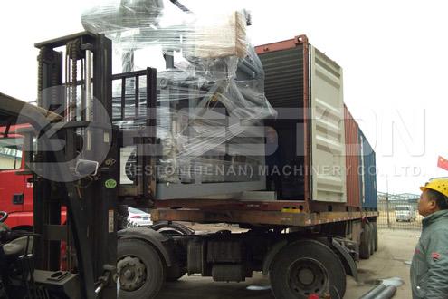 Shipment to the Sudan