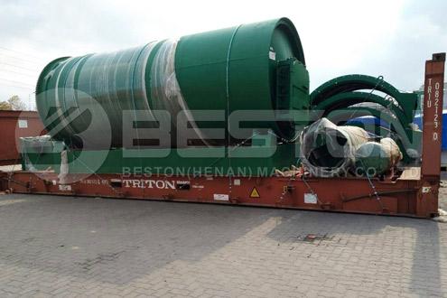 Waste Pyrolysis Machine