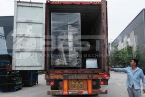 Afvalband Pyrolyse-installatie