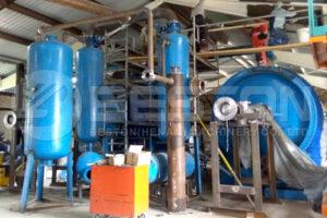 کارخانه تولید کننده گازهای کوچک با دو راکتور در مجارستان نصب شده است