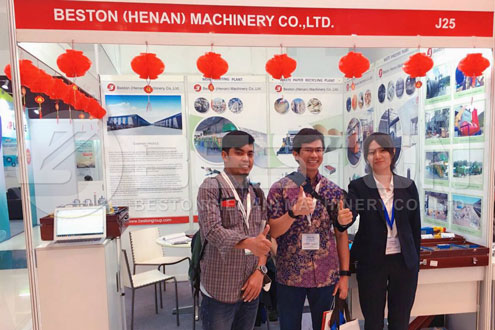 Exhibition in Indonesia