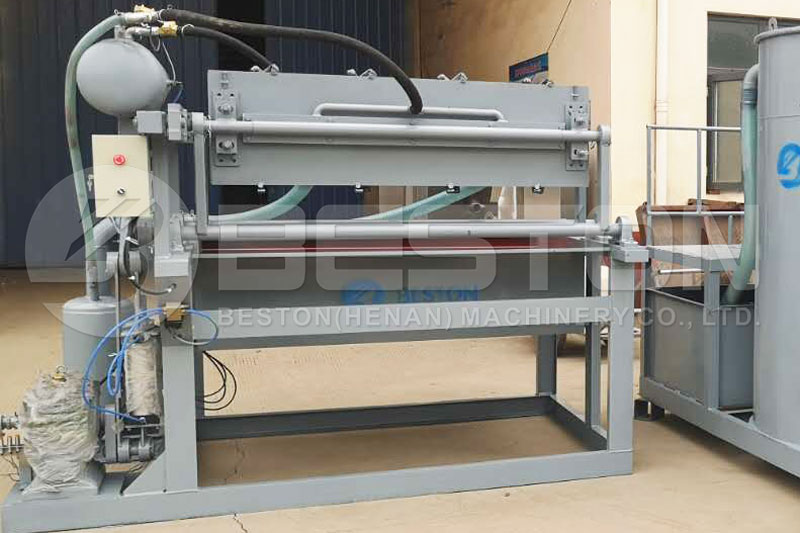BTF-1-3 Beston Paper Egg Tray Makig Machine