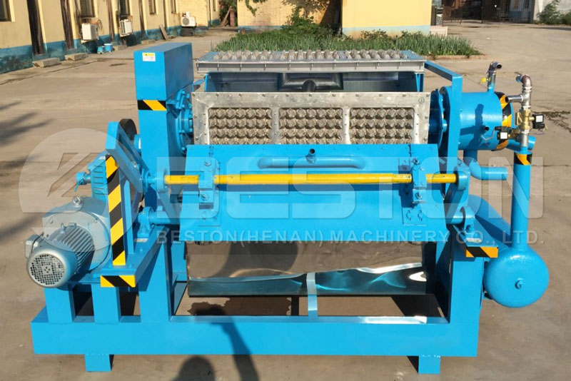 BTF-3-4 Beston Paper Egg Tray Manufacturing Machine