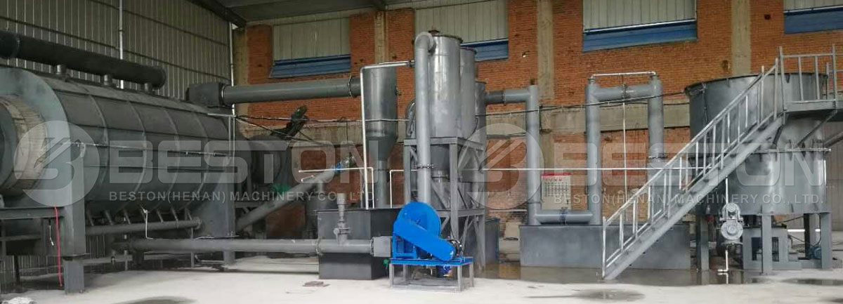 Beston Carbonizing Machine for Sale