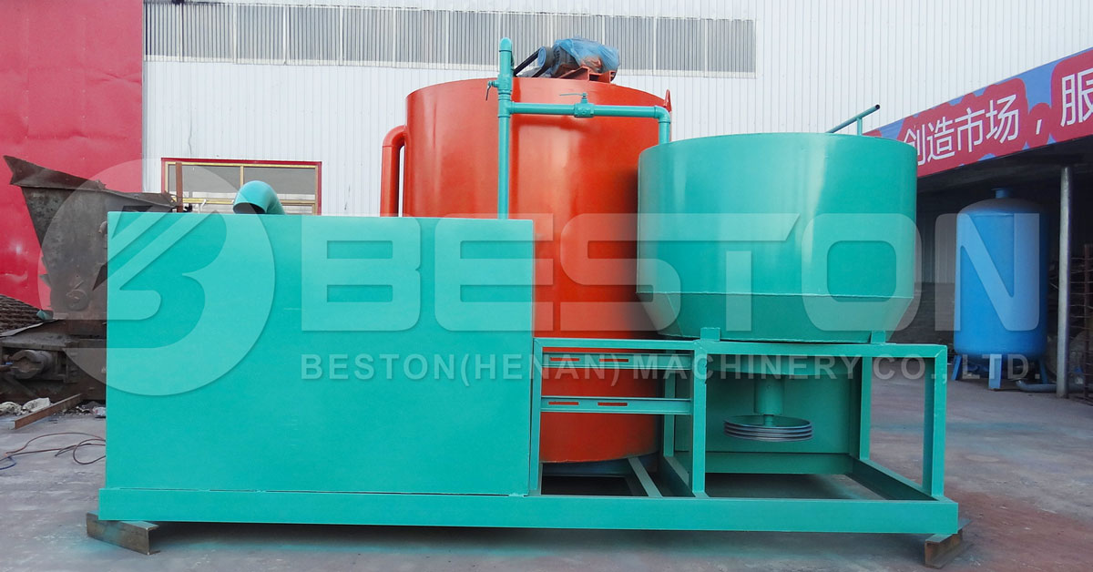 Beston Integrated Pulp Making System