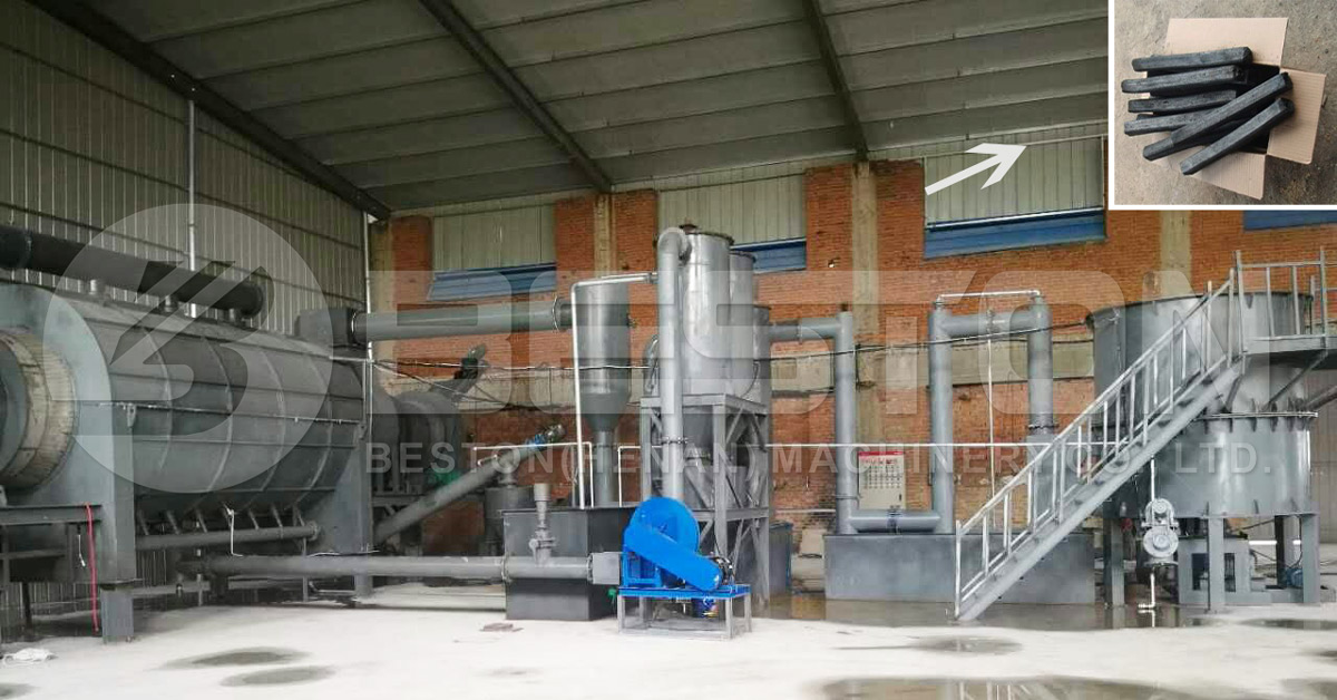 Charcoal Making Machine for Sale - cover