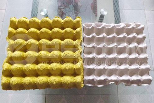 Plateaux à œufs