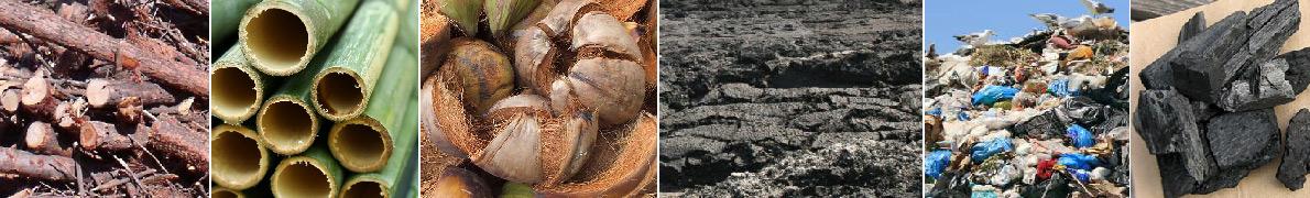 Os Materiais podem ser Carbonizados