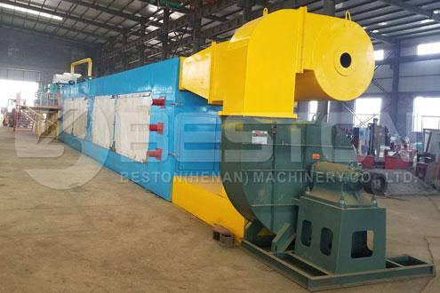 Multi-layor Metal Drying Machine