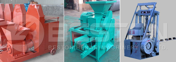 Sawdust Charcoal Briquettes Charcoal Making Machine