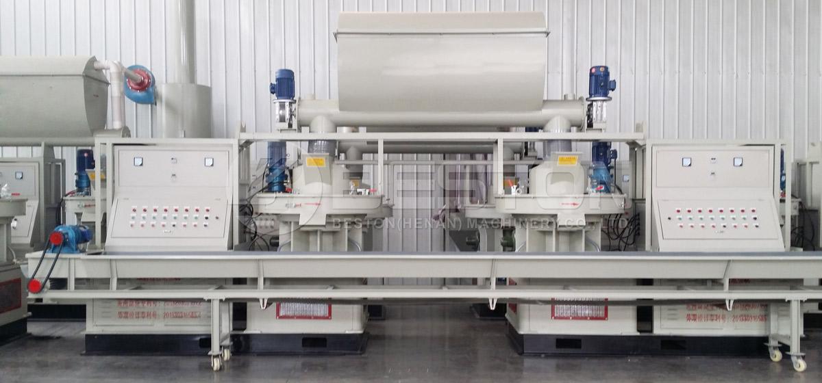 Beston Biomass Pellet Machine