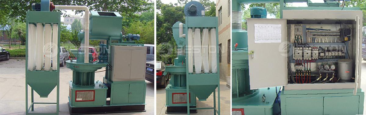 Beston Biomass Pellet Mill for Sale