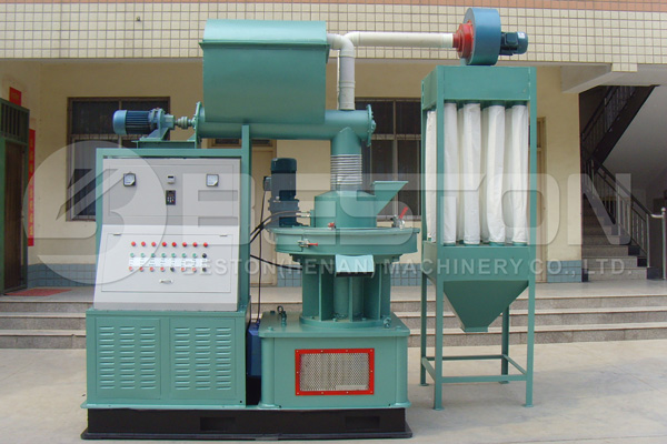 Biomass Pellet Maker