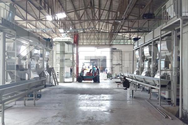 Biomass Pellet Mill in Thailand