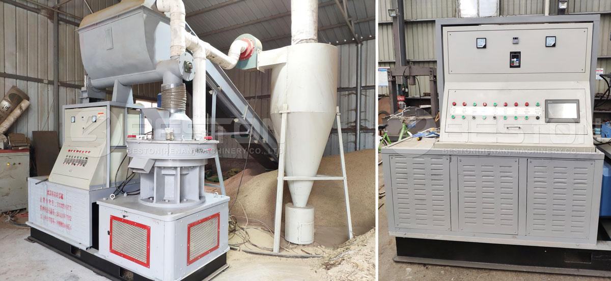 Making Profits from Beston Machine de moulin à granulés