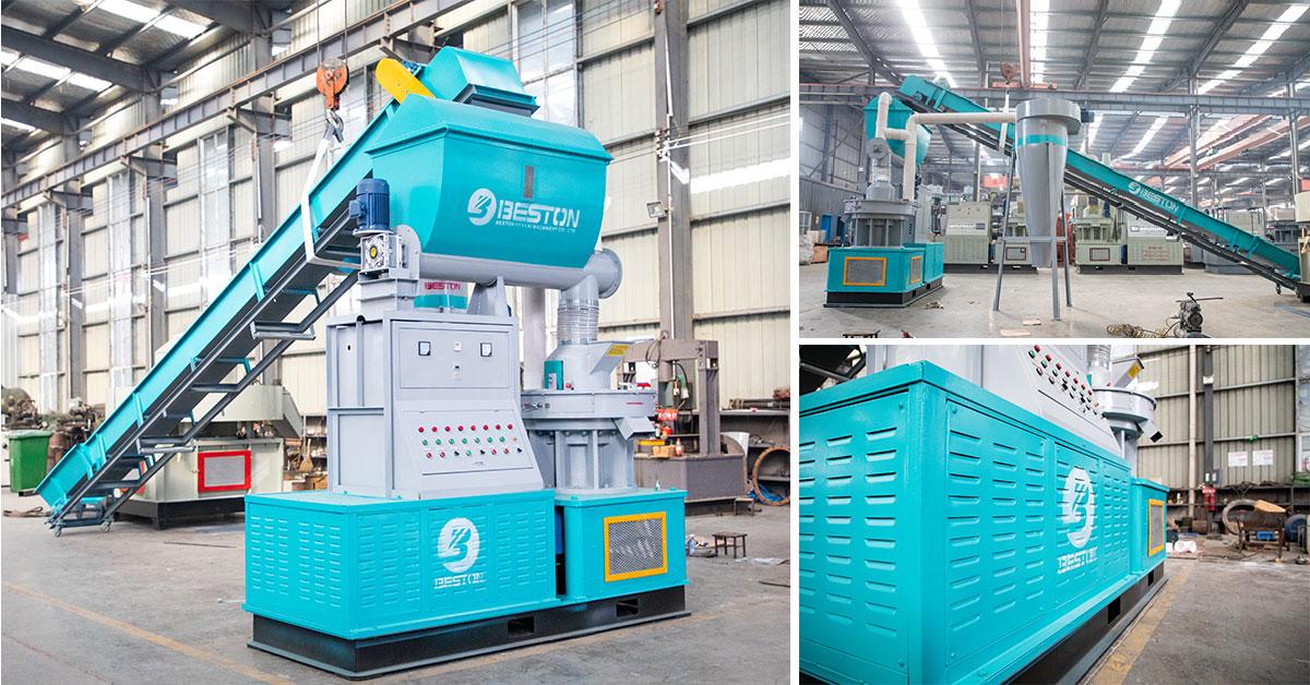Biomass Pellet Making Machine for Sale – Four Models