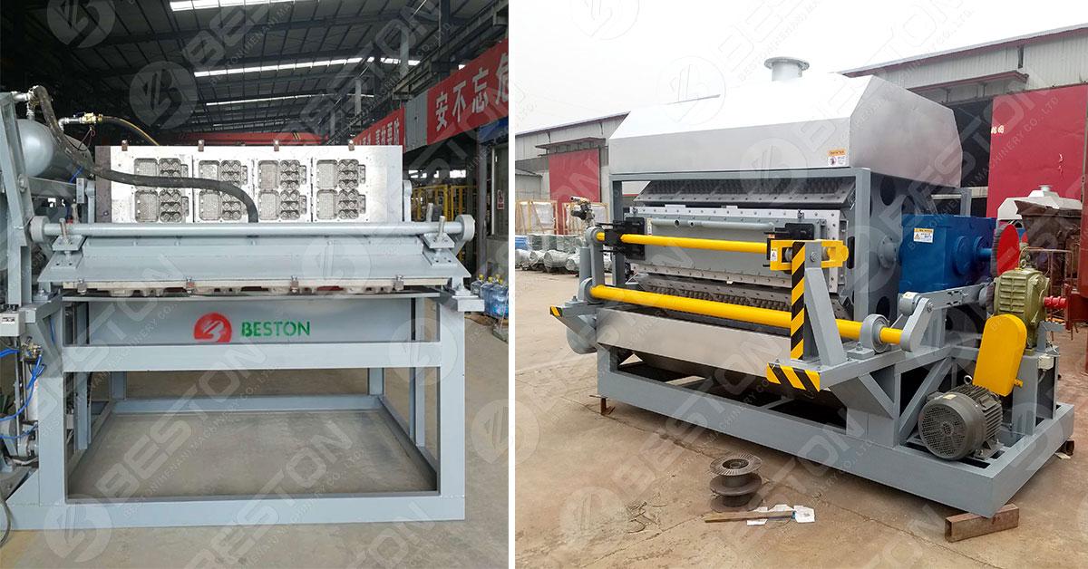 Egg Tray Making Machine Price