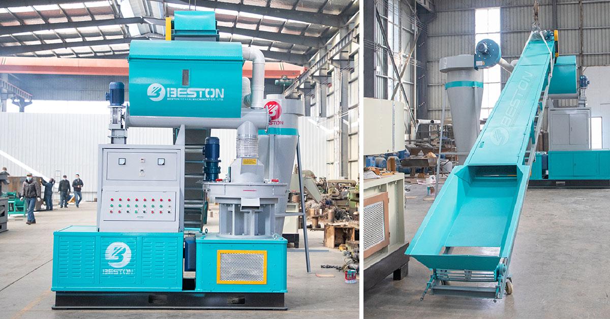 Beston Sawdust Pellet Machine for Sale