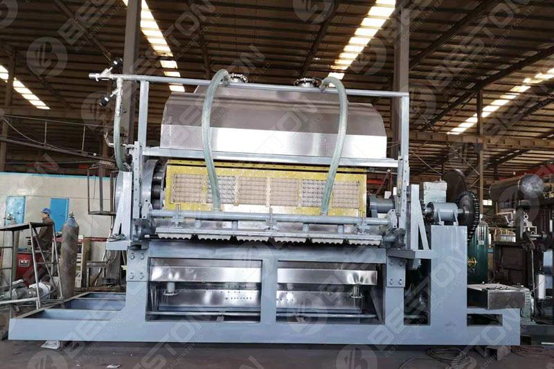 BTF6-8 Beston Paper Egg Tray Machine for Sale