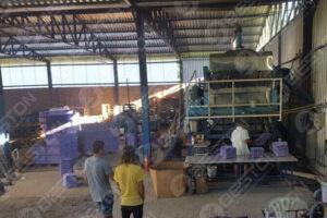 Beston Machina Assembled in Brazil Tray Condita Lacus