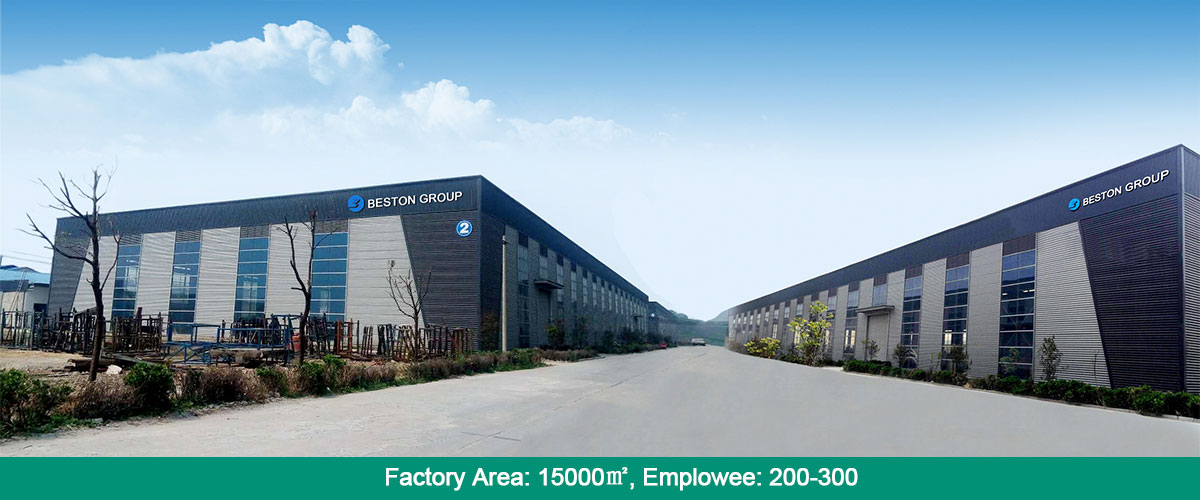 Beston Manufacturing Factory Area