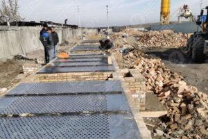 Scientia University ovum Tray Installed in Kyrgyzstan