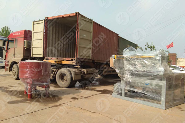 Fast Shipment of Egg Tray Manufacturing Machine in the Philippines
