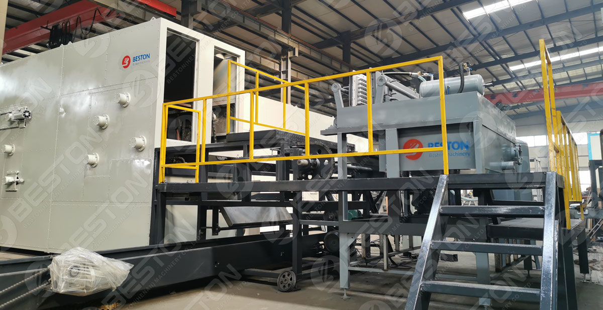 Paper Pulp Molding Equipment