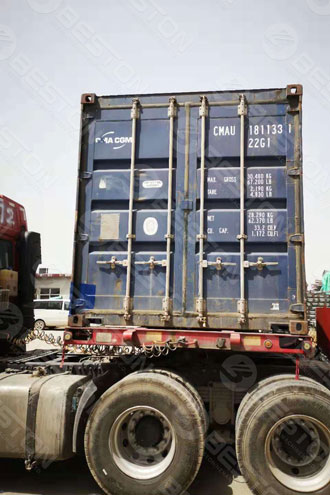 BTF1-4 Egg Tray Making Machine Shipped to Lesotho
