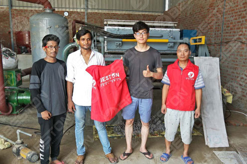 Bonum enim videre Beston Ovum parvum charta Tray Ex Machina Customer Indian