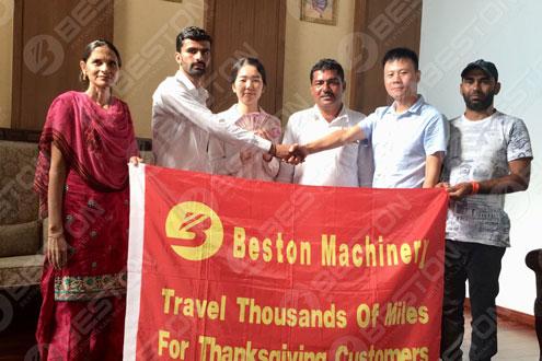 Beston Iter per Terram India