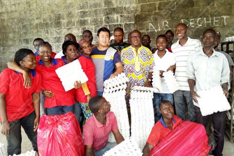 Ivory Coast Customer