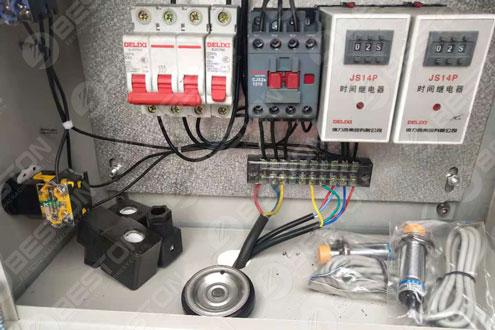 PLC of Small Egg Tray Making Machine