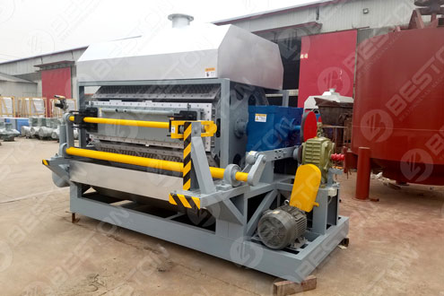 Egg Tray Packaging Machine