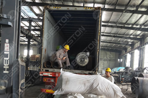 Heat Protective Materials Shipped to Spain
