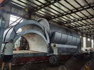 Реактор и реактор отправлены в Испанию